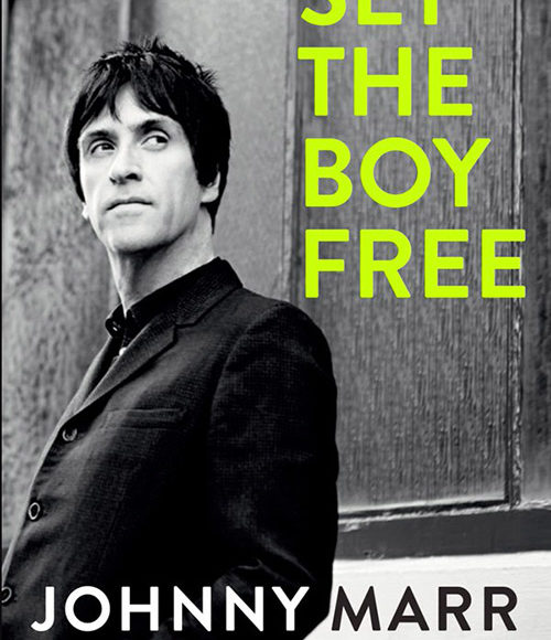Set the boy free – Johnny Marr